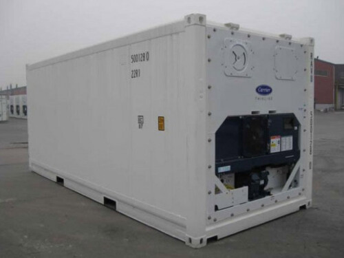 20' New Refrigerated Containers 440 volt 3 Phase