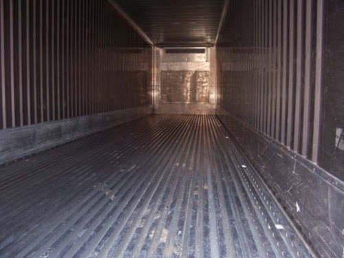 40' Used Hi-Cube Refrigerated Containers