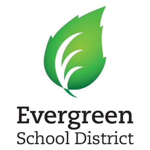 Evergreen School District logo