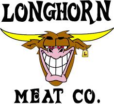 Longhorn Meat CO logo