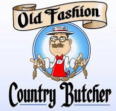 Old Fashion Country Butcher logo