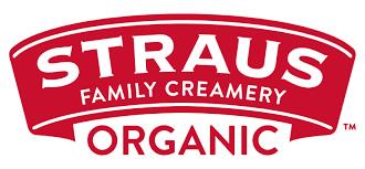Straus fammily creamery logo